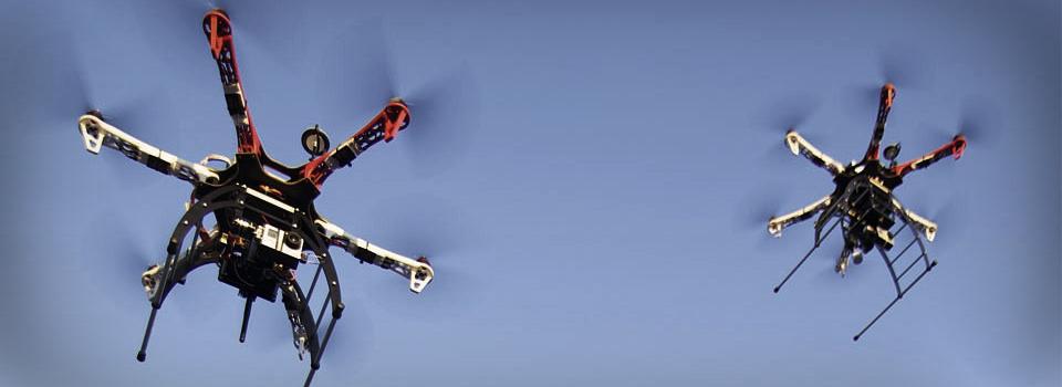 Drone // Aeromobile a pilotaggio remoto